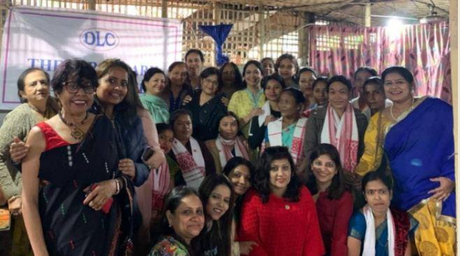 Dibrugarh Ladies Club celebrates International Women's Day