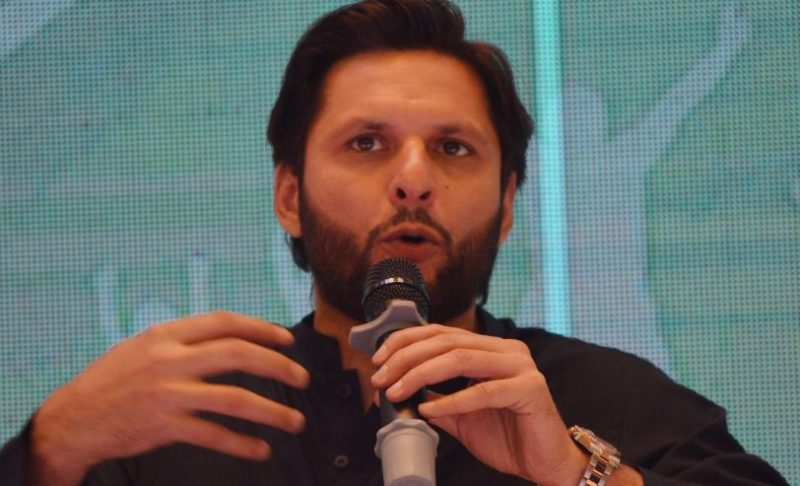 former pak cricketer shahid afridi urges countrymen to