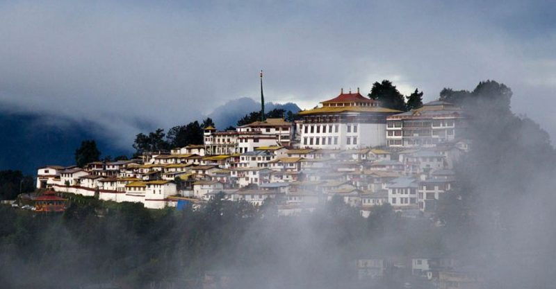 Covid-19: Tawang Monastery shut down; MLA Ninong Ering donates one-month salary