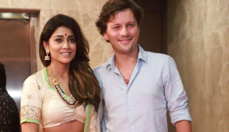Actress Shriya Saran is 'at home in Barcelona' during quarantine