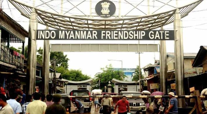 COVID-19: Manipur, Mizoram ban cross-border movements