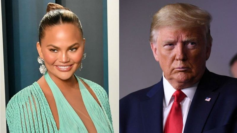 'Giving birth more painful than COVID-19 test' Says Chrissy Teigen