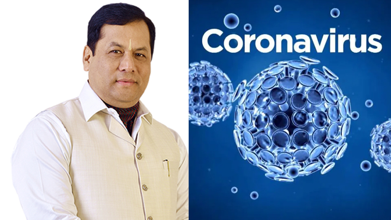 Coronavirus scare: CM Sonowal appeals to remain indoors for at least two weeks