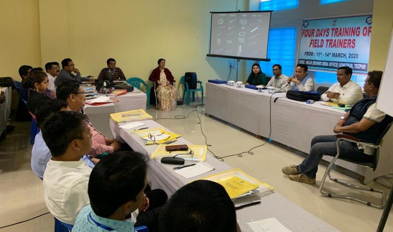 Director of Census Operations reviews preparations in Sonitpur