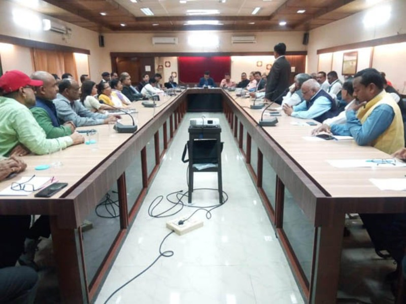 Discussion held to resolve problems of Tinsukia town
