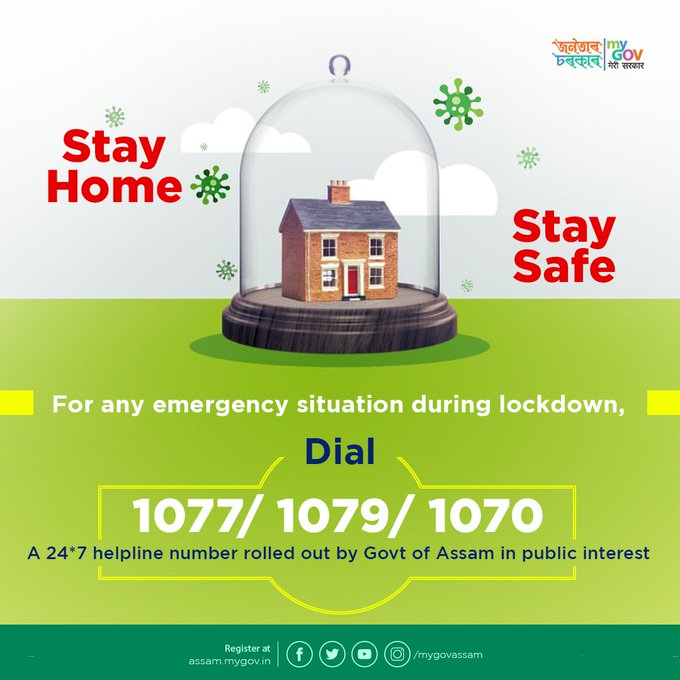 COVID-19: Gov launches 24x7 helpline numbers to answer queries amid lockdown