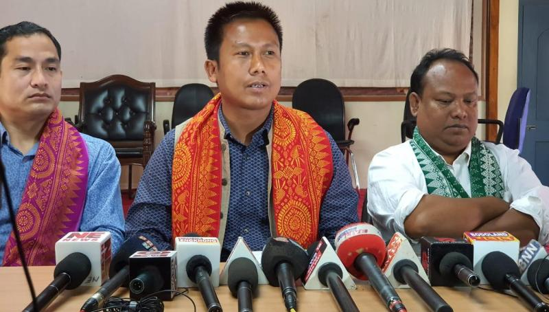 Former MP SK Bwiswmuthiary slams BTR Accord; ABSU hits back in Kokrajhar