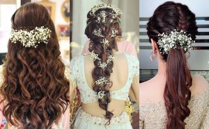 Fuss free hairstyle