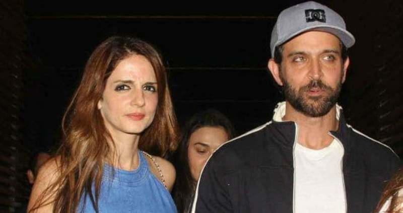 Hrithik Roshan, Sussanne Khan temporarily live together to take care of sons