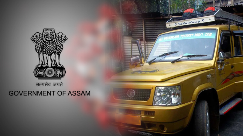 Assam Government Prohibits all Interstate Passenger Vehicles till March 31