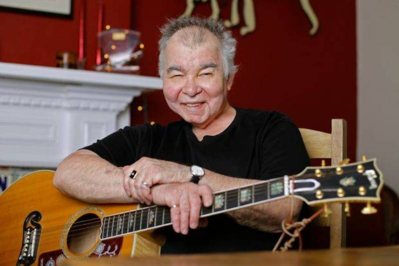 Singer-songwriter John Prine in critical condition with Coronavirus symptoms