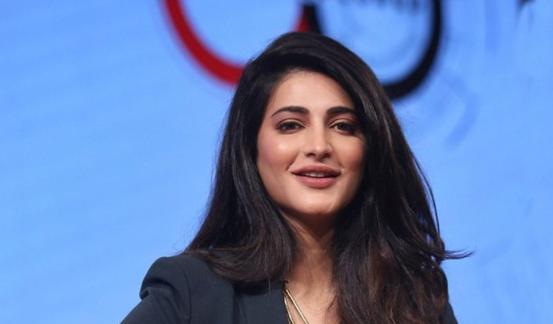 Shruti Haasan picks strong women as guests for online session