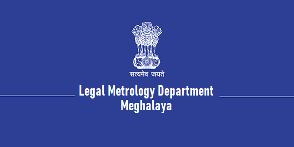 Legal Metrology Department, Meghalaya recruitment For the Post of Data Entry Operator