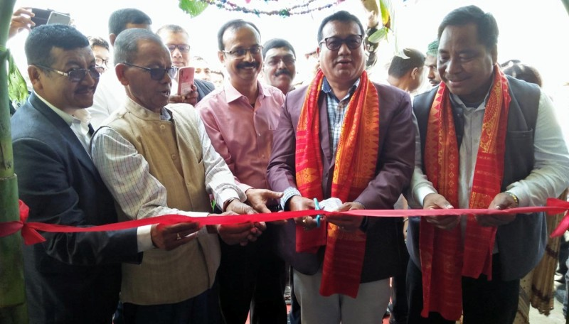 Milk Processing plant inaugurated in Baksa