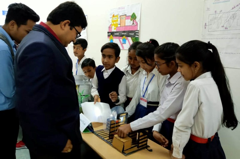 National Science Day-2020 was observed at Lakhimpur Polytechnic
