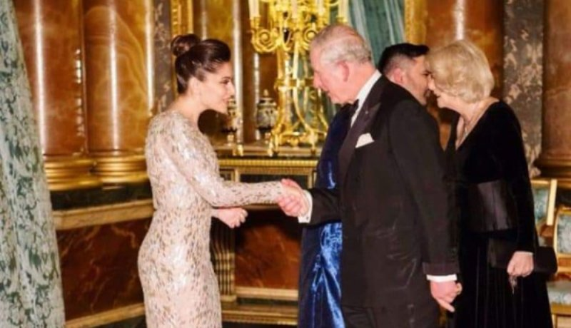 Old photos of Kanika Kapoor, Prince Charles trend in Social Media