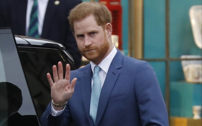 Prince Harry Cancels 2020 Invictus Games due to Coronavirus