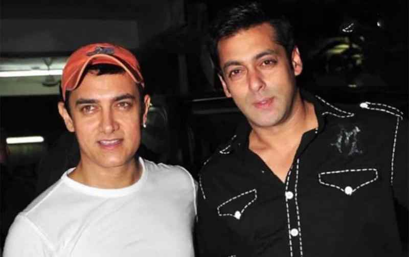 Salman Khan shares throwback picture to wish Aamir Khan on his 55th birthday