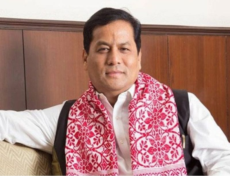 Chief Minister Sarbananda Sonowal reviews flood prevention measures