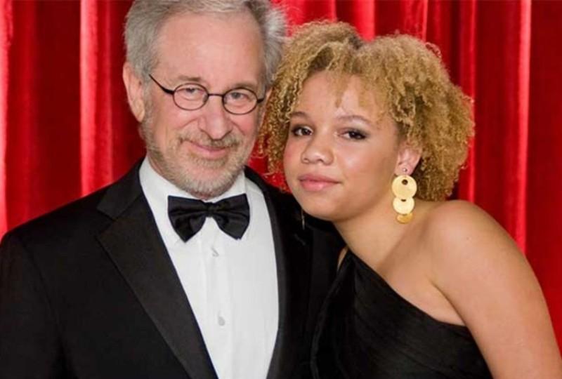 Steven Spielberg's porn star daughter Mikaela arrested for domestic violence