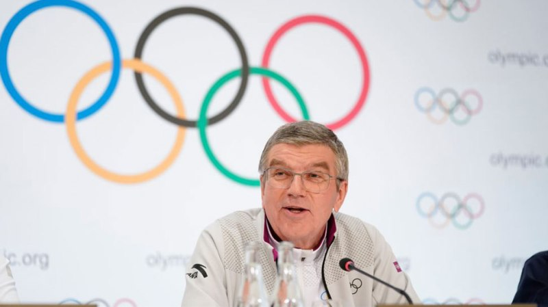 Too early to decide fate of Olympic, says IOC chief Thomas Bach