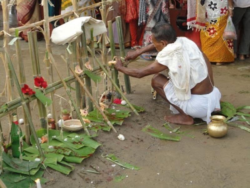 Tripura tribals gear up for biggest festival Garia Puja