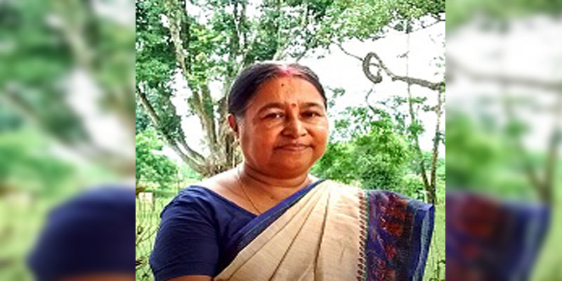 Prominent educationist Dr. Panchami Bhattacharyya Borah passes away in Jorhat