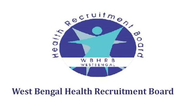 West Bengal Health Recruitment For The Of Staff  Nurse