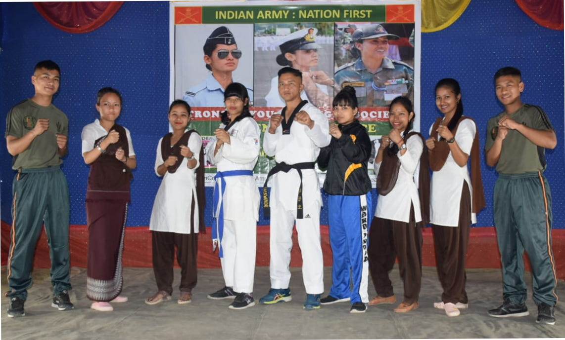 She inspires Us Indian Army conducts Self Defence Training for Women