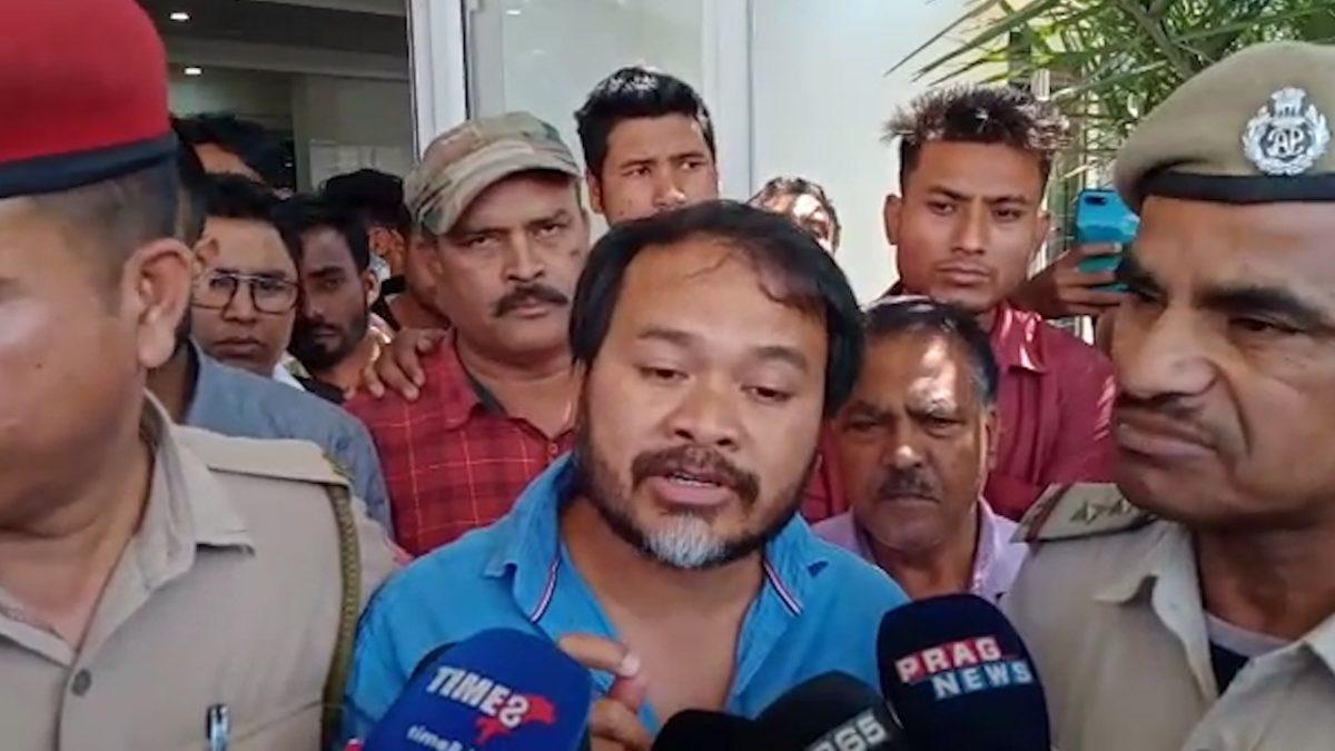 Gauhati High Court stays bail of KMSS leader Akhil Gogoi