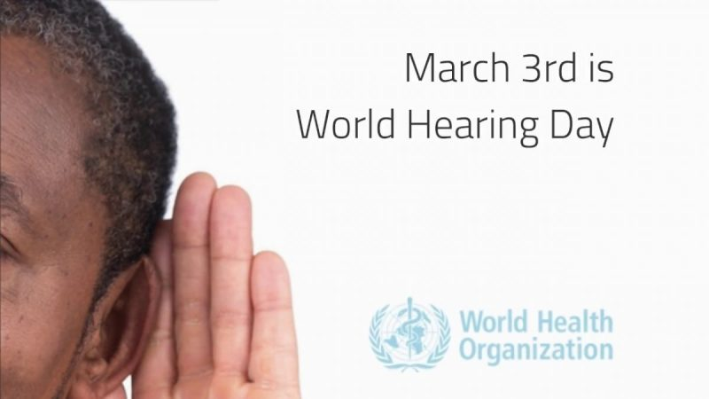 Various activities to mark World Hearing Day programme