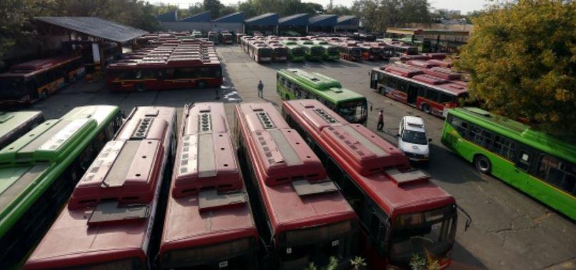 Delhi Transport Corporation suspends its bus service to Kathmandu till March 31