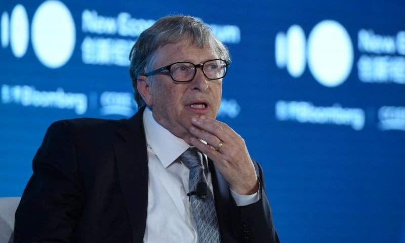 Bill Gates announces funding to develop 7 COVID-19 vaccines