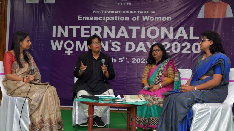 'Education will help to resolve gender bias in society'