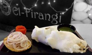 EATING OUT: EL FIRANGI