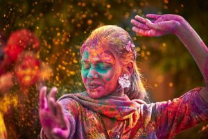 The Legends and Rituals of Holi
