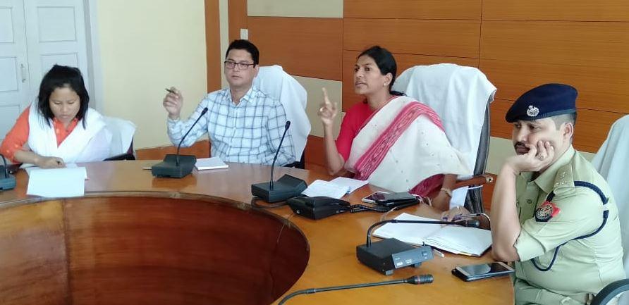 Hailakandi district administration reviews preparedness on Coronavirus