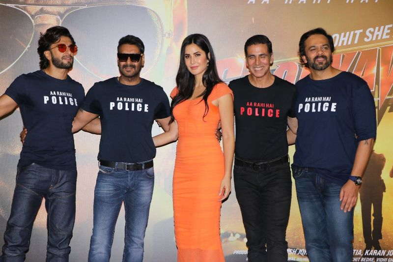 'Sooryavanshi' trailer is all about message in an action pack