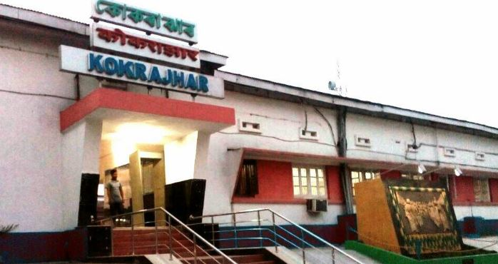 COVID-19: Passenger-screening camp sans machine at Kokrajhar Railway Station