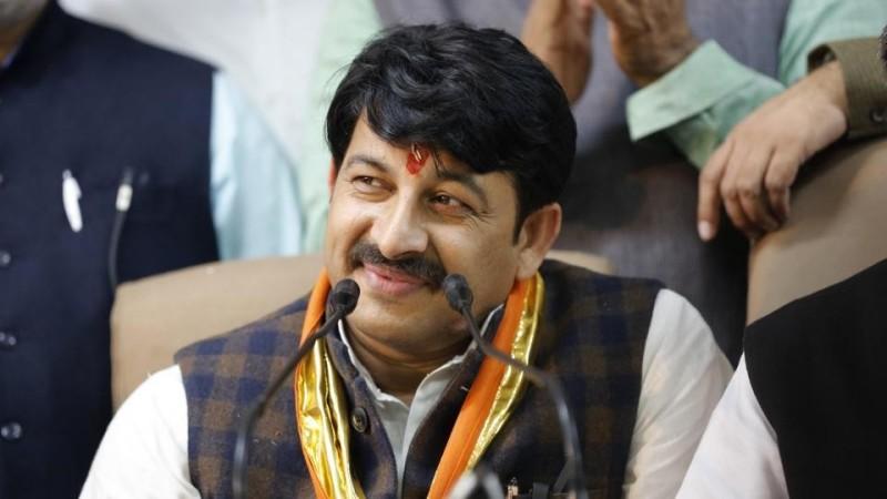 PM Narendra Modi's veto on party's street protests: Manoj Tiwari