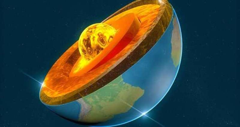 Earth's mantle generated planet's early magnetic field