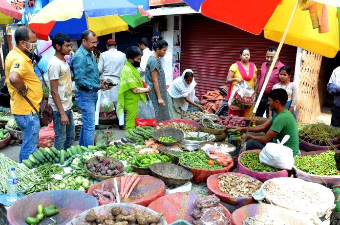 COVID-19 outbreak: Mass gatherings during Vyapar Bandh in Guwahati