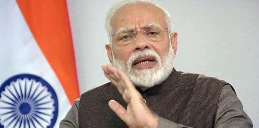 Let's dispel corona darkness on April 5 at 9 p.m, says Prime Minister Narendra Modi