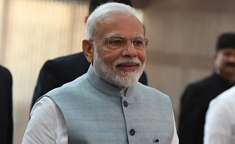 PM Narendra Modi tweeting: Ministries go into overdrive over Womens Day