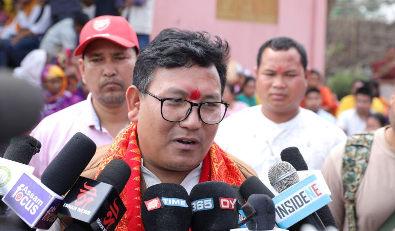 UPPL President Pramod Boro assures effective changes in BTAD