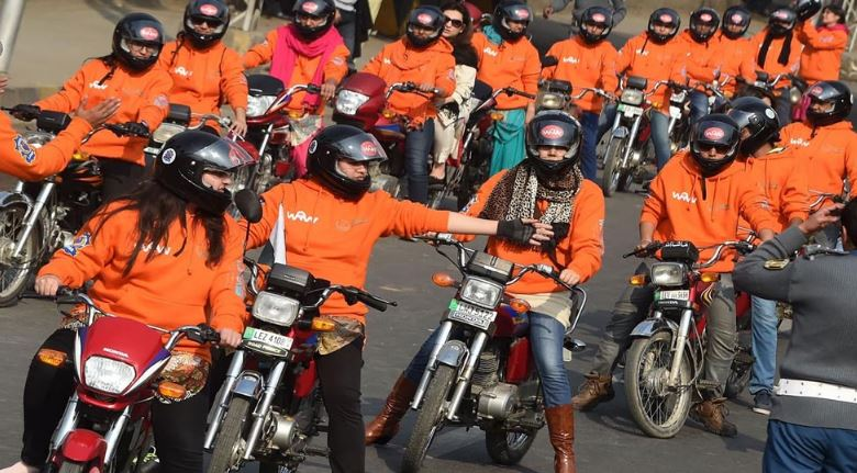 This Sunday Punjab roads to be taken over by women