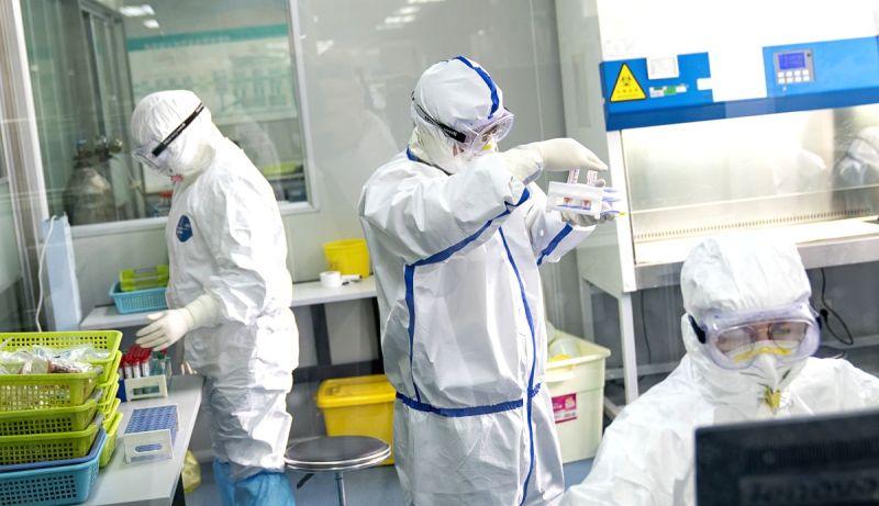 Doctor in Uttar Pradesh treating coronavirus patients tests positive