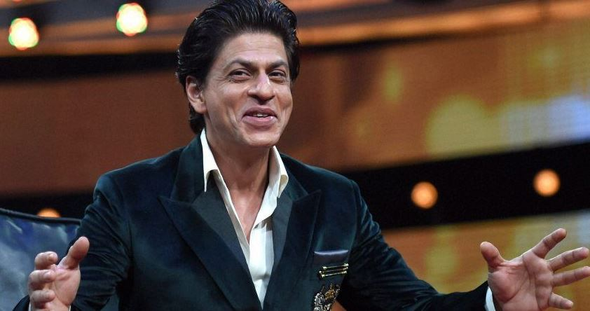 Superstar Shah Rukh Khan's meaningful Holi message
