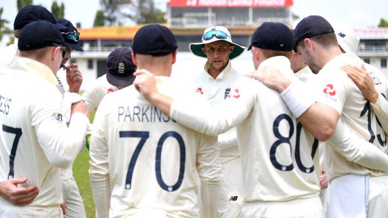 England's Test series in Sri Lanka postponed