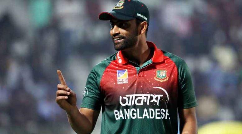 Tamim Iqbal to take over as Bangladesh ODI captain